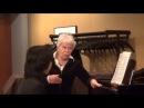 Irena Orlov Piano Master Class UMD CollegePark
