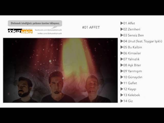 Pera - Affet (Lyric Video)