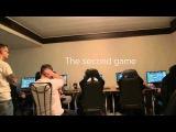 Vega Squadron vs MVP Phoenix and Evil Geniuses Teamspeak and Atmosphere at We Play League