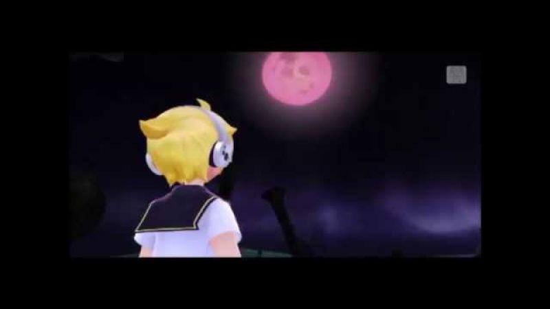 【DIVA F 2nd】Undefined - Kagamine Len【Vietsub】
