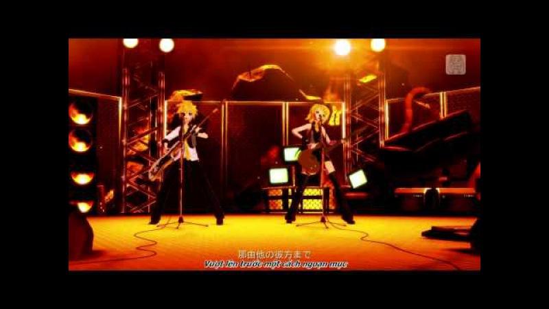 【Yue Moon】To Beyond A Duodecillion - Kagamine Rin ft Kagamine Len【Vietsub】