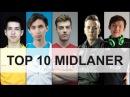Dota 2 Top 10 Mid Laner