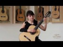 Isabella Selder plays No. 3 of Five Bagatelles by William Walton on a 2012 Paco Santiago Marin