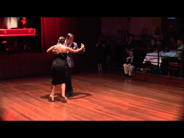 Gabriel Misse y Natalia Hills - Welcome Milonga, 30 September 2010, Dance 3.wmv