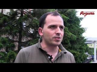 Константин Сёмин о бюсте Сталину и мемориальной доске Маннергейму