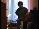 Виктор Иванович Темнов репетиция 07.02.2008 г.