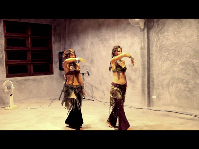 Art Spirit Party - Tribal fusion by Anais and Elina