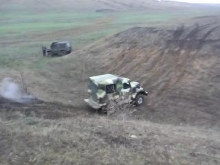 All road Березовка. танки грязи не бояться 29.11.2015 ч.26