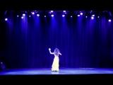 Iza San - Belhadawa _ Danse Orientale _ Bellydance _ Baladi _ Montréal
