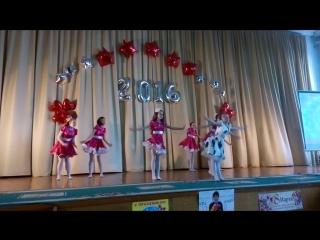 Танец 7а, Летка-Енька