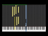 The Cat Empire - The Lost Song (OST Кухня) - Piano Tutorial