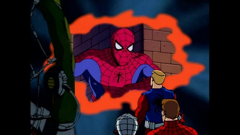 Человек-паук – 5 сезон, 13 серия. Паучьи войны 2: Прощай, Человек-Паук! » Freewka.com - Смотреть онлайн в хорощем качестве