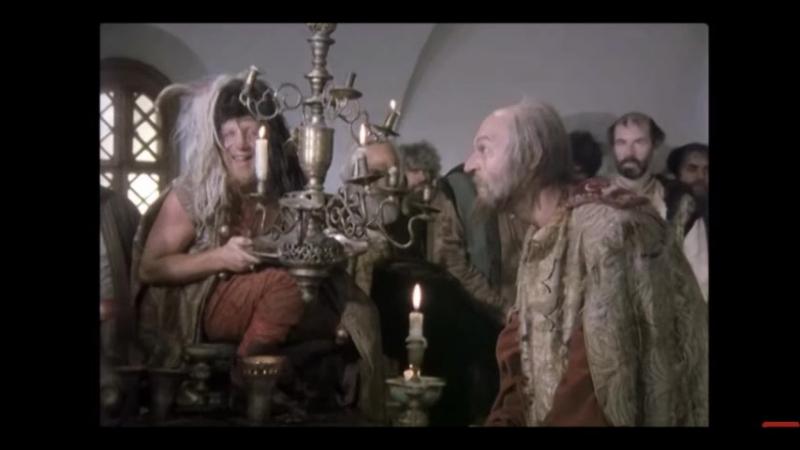 Жупел смотрит...Кремлевские тайны 16 века, или Игра на выпивание