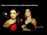 Санайя Ирани и Драшти Дхами на Gr8 Women Achievers Awards