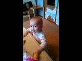Помогает папуле делать ремонт))))))А