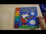 Maisys Wonderful Weather Book.
