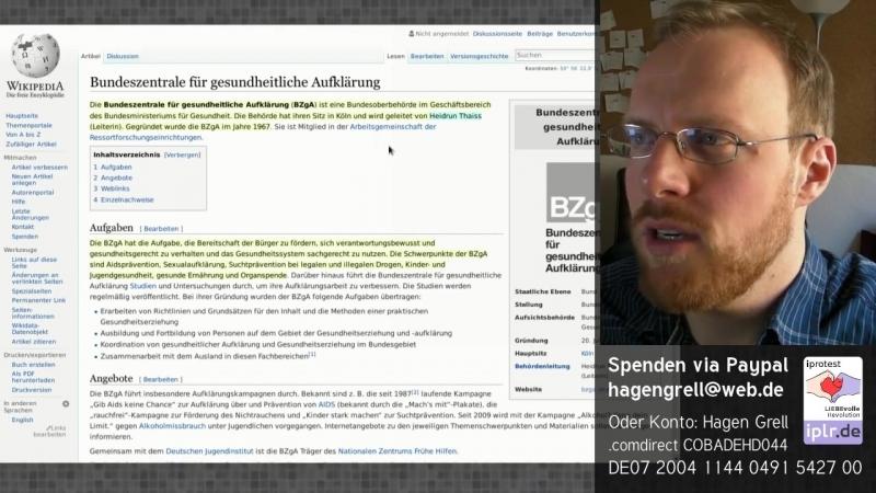 Regierung rät- Schwarzer Penis in weiße Vagina (www.zanzu.de)