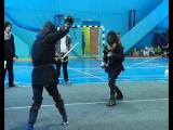 Первоуральцы смогли вживую увидеть турнир по самому изящному и романтичному виду спорта - дуэльному фехтованию.