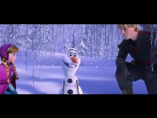 из мультфильма холодное сердце поёт песню олоф про лето