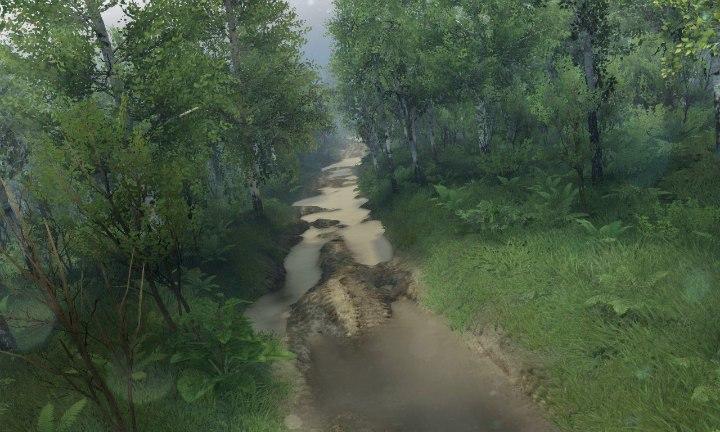 Карта «Проходя сквозь грязь» для 03.03.16