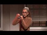 Ariana Grande - Britney Spears Parody - Tidal - SNL - 13.03.2016