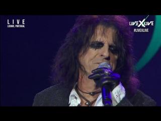Голливудские Вампиры - Полный концерт Лиссабон, Португалия 2016