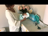Тестируем Pampers Active Baby-dry вместе с Сашей Зверевой