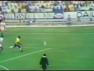 Чемпионат мира по футболу 1970 Сборная Бразилии Пеле