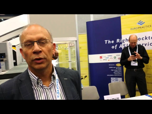 Интервью с Carl Das (IMEC ASIC Services, Europractice)