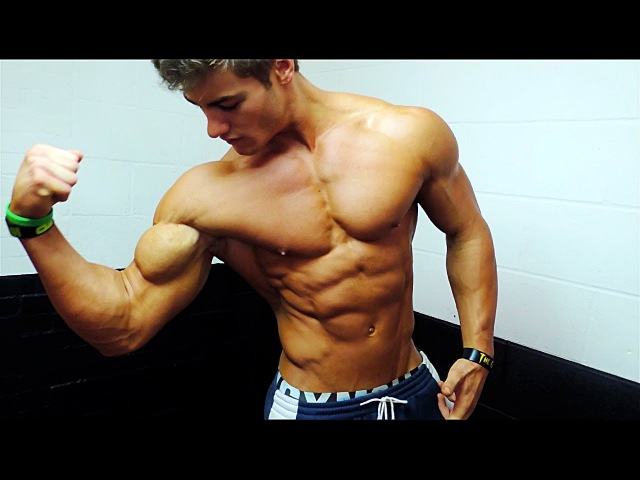Jeff Seid 9 Years Body Transformation Fitness Model IFBB PRO HD VIDEO