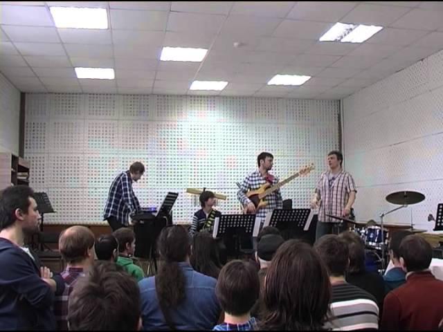 Джазовый мастер-класс преподавателей Ростовского колледжа искусств