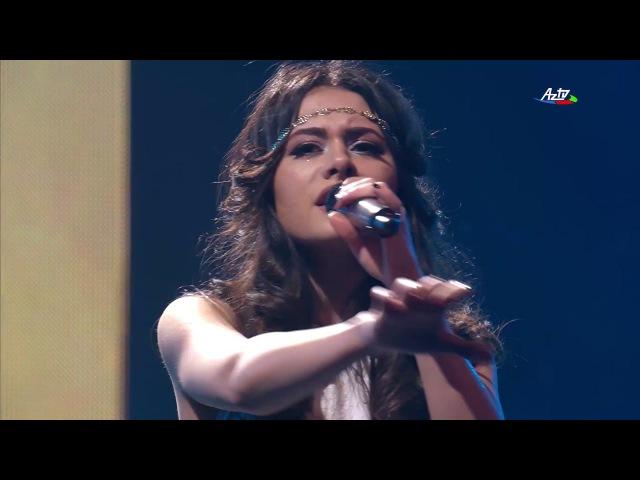 Samire Efendiyeva - Sən Yadıma Düşəndə | 1/4 final |The Voice of Azerbaijan 2015