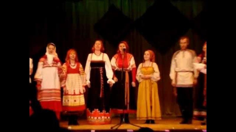 Веретейка - Травка подкошона (белгородская лирическая песня)