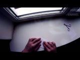 Как ЛЕГКО сделать простой кубик из бумаги [Оригами]