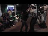 Mariana y Siso bailando Son dominicano - Villa Consuelo, Sto Domingo, RD