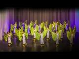 Кубанская казачья вольница - хоровод «Березки»