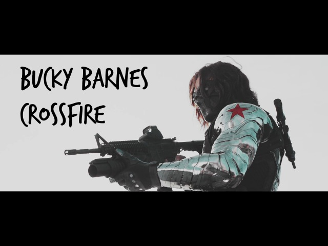 Bucky barnes | crossfire