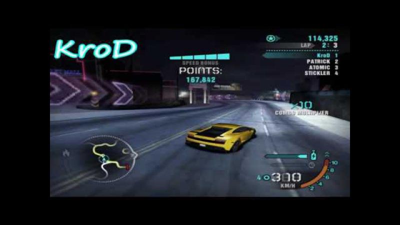 Drift-Battle / KroD vs. dezzert / Starlight Strip nfsc37