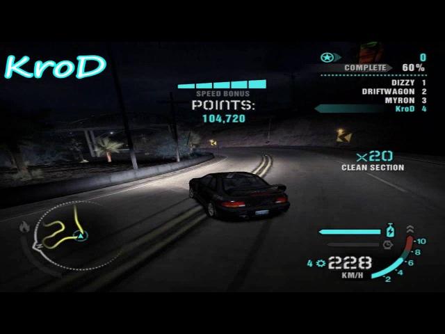 Drift-Battle / FReeMAn vs. KroD / Knife's Edge