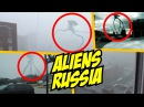 ORIGINAL VIDEO: ALIENS GRABADOS EN RUSIA Новосиби́рск