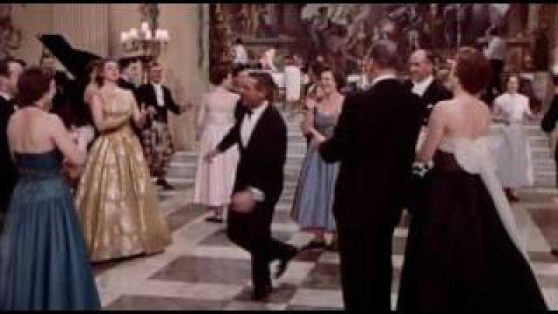 Cary Grant dances