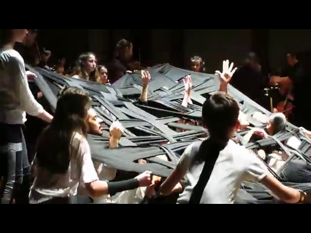 Teodor Currentzis - Sasha Waltz - Beethoven 5th Symphony