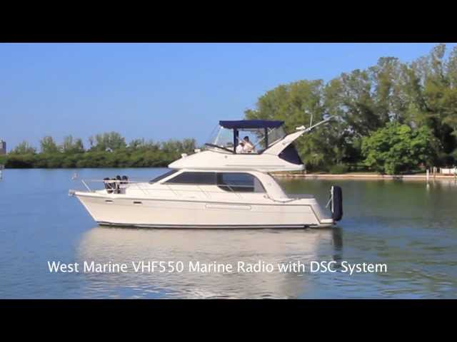2001 37' Bayliner 3788 Command Bridge M/Y