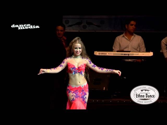 Екатерина Корнилова Санкт-Петербург 1 место в номинации Королева импровизации