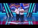 Comedy Баттл: Елена Гордеева и Роман Постовалов - Кастинг на шоу «Танцы»