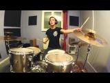 Apashe - Good Bye Drum cover