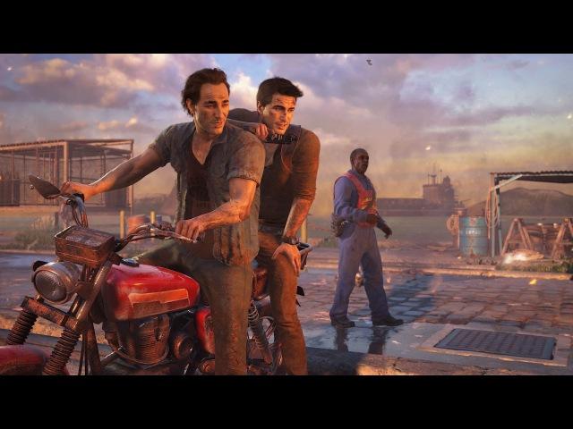Uncharted 4 A Thief's End обзор от РокДжокера