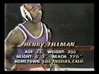 Mike tyson vs Henry Tillman 1 (amateur fight)