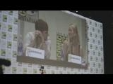 Jen & Josh interview   ComicCon