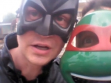 ПацанТВ - чИбурашка нинзА и батман